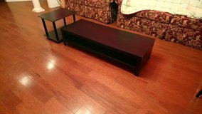 Coffee Table And End Table! in Warner Robins, Georgia
