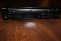 TDK DA-5700 DUEL DECK, 4X DIGITAL AUDIO CD RECORDER in Kingwood, Texas