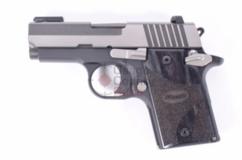Stolen Handgun Sig Sauer P938 in Tacoma, Washington