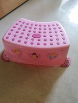 Brand new Disney princess step stool in Okinawa, Japan