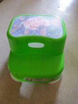Brand new Toy Story two step step stool in Okinawa, Japan