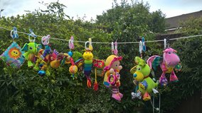 lamaze hanging toys £3 each or 2 for £5 in Lakenheath, UK
