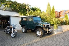 New 2 year inspection Germany.Need sale now. FJ40 1978, Toyota Landcrusier in Ramstein, Germany