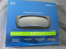 LinkSys Wireless N Router in 29 Palms, California