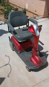 Rascal 600 3-Wheel Scooter + Carrier in 29 Palms, California