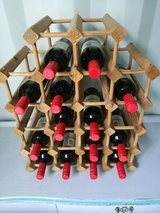 Wooden Wine Rack in Lakenheath, UK