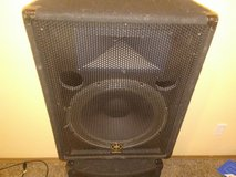 Pair of Yamaha BR15 club series non powered speakers in Colorado Springs, Colorado