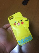 iPhone5 Silicon Case in Okinawa, Japan
