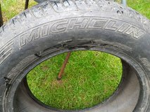 Michelin Tyre in Lakenheath, UK