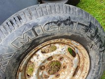 Michelin 4x4 Tyre in Lakenheath, UK