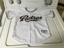 Padres kids jersey in Okinawa, Japan