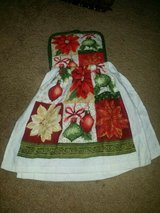 Christmas /Seasonal Bath towels,pot holder,etc in Warner Robins, Georgia