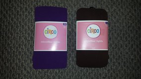 New in Package! Girl's Microfiber Tights in Chicago, Illinois