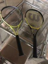 Tennis Balls and Rackets in Oceanside, California