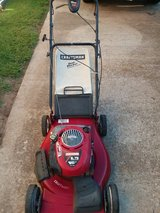 Craftsman self propelled lawnmower in Lawton, Oklahoma