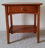 Solid wood Side table in Fort Eustis, Virginia
