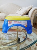 Bright Starts My Little Step Stool In Like New Condition in Batavia, Illinois