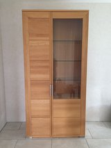 Living room cabinet in Spangdahlem, Germany