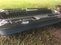 Bass raider fishing boat with electric hook up in DeRidder, Louisiana
