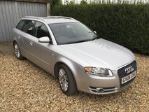 Audi A4 2.0 tdi estate in Lakenheath, UK