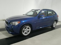 2014 BMW X1 in Ansbach, Germany