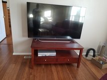 Hall and TV stand in Fort Lewis, Washington