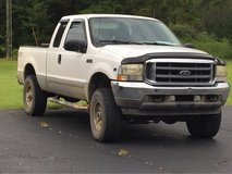 Ford F250 4x4 5.4 V8 4wd extended cab in Fort Polk, Louisiana