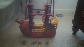 Fisher Price Pirate Ship in Vacaville, California