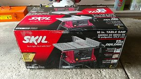 Skill 10 inch Table Saw in Lockport, Illinois