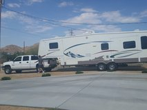 2005 32' 5th wheel  w/ Super Glide Hitch in 29 Palms, California