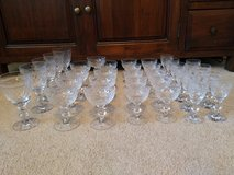Set of Glasses in Yucca Valley, California