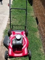 Lawnmower in Lawton, Oklahoma
