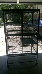 Cage for small animals in Kingwood, Texas