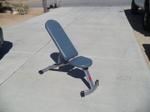 ##  Danskin Space Saver Bench  ## in Yucca Valley, California