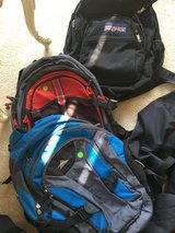 Book bags in Chicago, Illinois