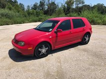 2003 Volkswagen Golf GL in Leesville, Louisiana