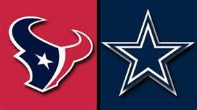 (2) TEXANS vs DALLAS COWBOYS LOWER LEVEL/SIDELINE SEATS - Sat, Aug. 31 - CALL NOW! in Bellaire, Texas
