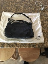 black coach bag in Yucca Valley, California