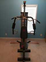 Marcy MWM-988 150 lb. Stack Home Gym in Camp Lejeune, North Carolina