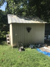 15x20 foot shed in Hopkinsville, Kentucky