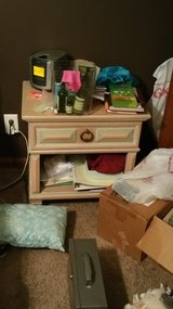 Solid Hardwood Night Stand in Perry, Georgia