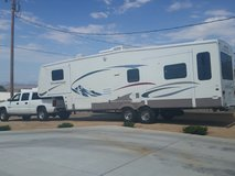 2005 32' Keystone 5TH WHEEL 328RLS, W/SUPER GLIDE HITCH in Riverside, California