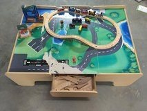 Thomas Train Set with Play Table in Belleville, Illinois