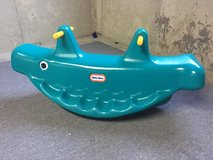 Little Tikes Classic Whale Teeter Totter in Belleville, Illinois