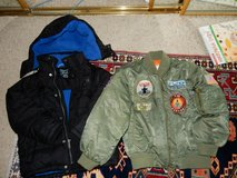 5T CK jacket and Airman jacket in Fairfield, California