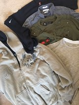 Boys size sm and 16-18 in Fairfield, California