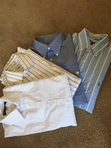 Men's long sleeve, button-up shirts in Fairfield, California