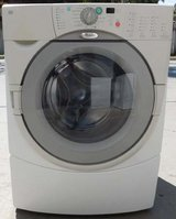 FRONT LOAD WHIRLPOOL DUET WASHER WITH WARRANTY (FINANCING) in Camp Pendleton, California