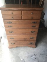 5 drawer solid  wood Chester drawers in Kingwood, Texas