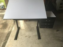 Craft/drafting table w/3 drawers in Kingwood, Texas
